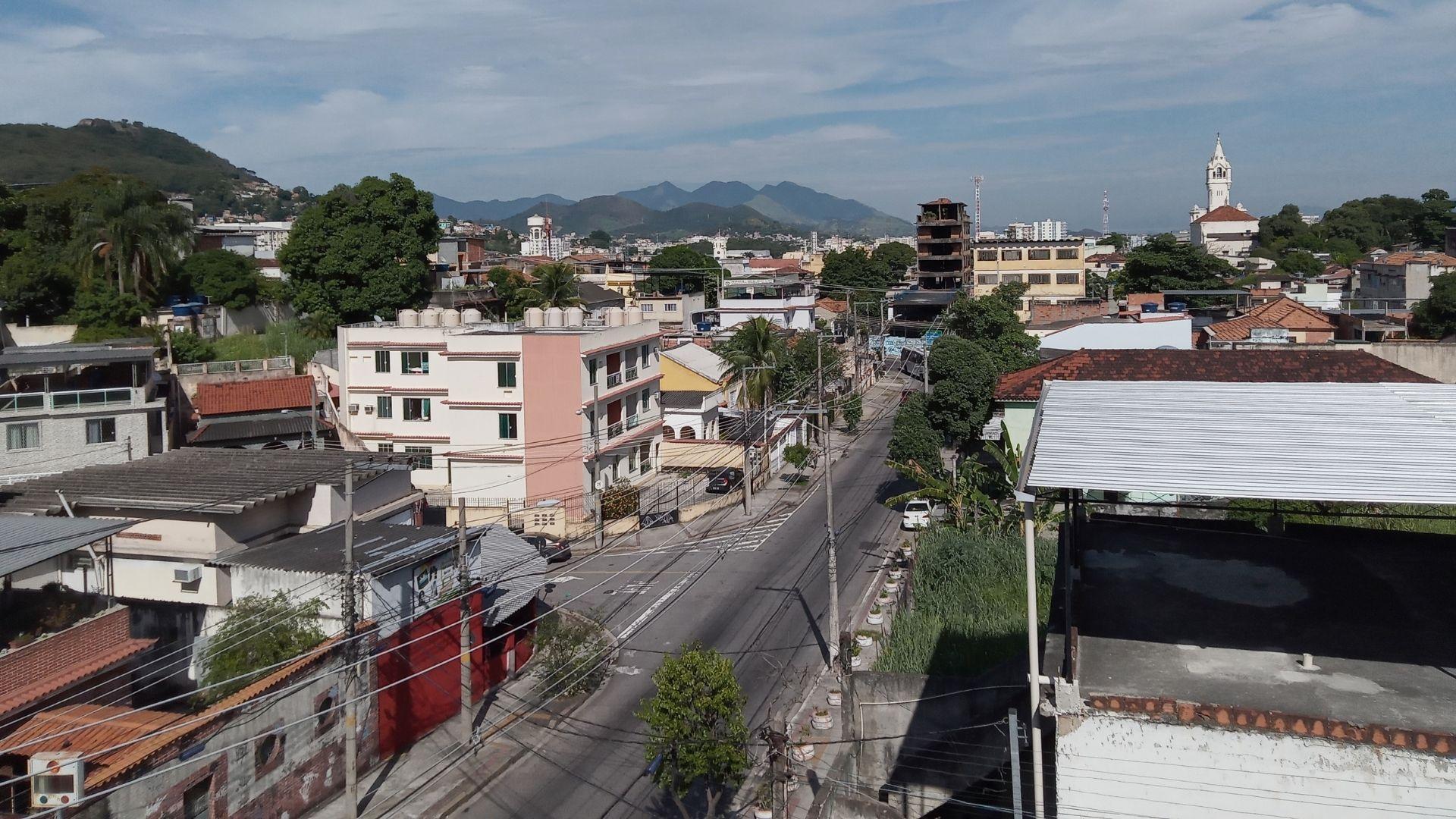 Foto feita com a câmera principal do LG K52 (Foto: Aline Batista/Zoom)