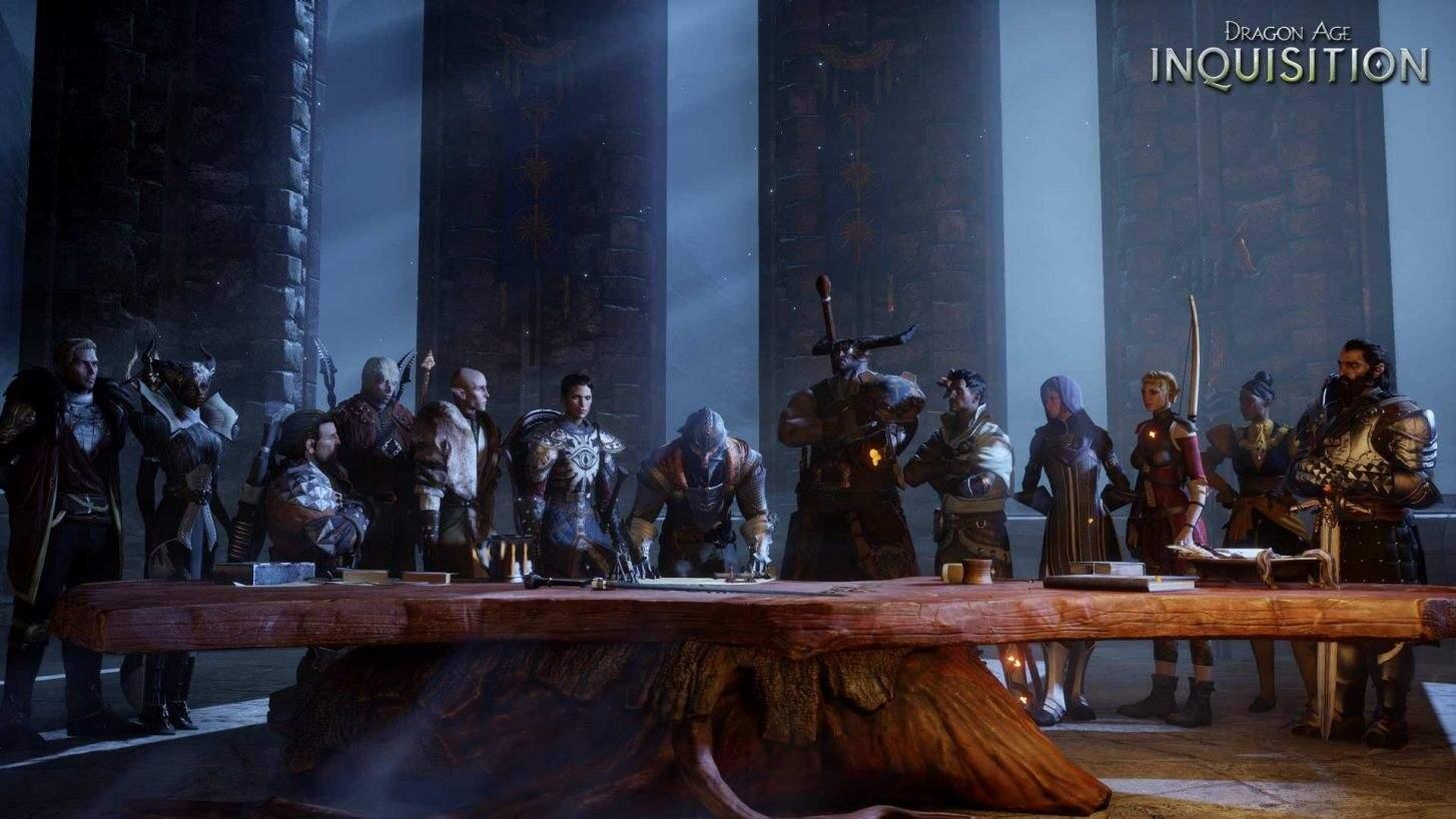 Você será líder de uma Inquisição para expurgar demônios de outra dimensão em Dragon Age: Inquisition (Fonte: EA/Divulgação)