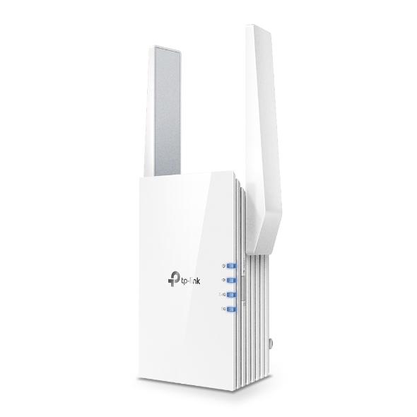 Modelo mais custoso, o RE 505X é interessante para quem quer conexões velozes (Fonte: TP-Link/Divulgação)