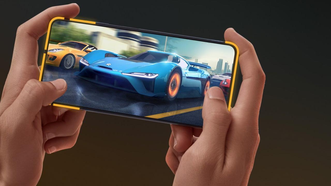 O Poco X3 roda qualquer jogo da Play Store com bom desempenho