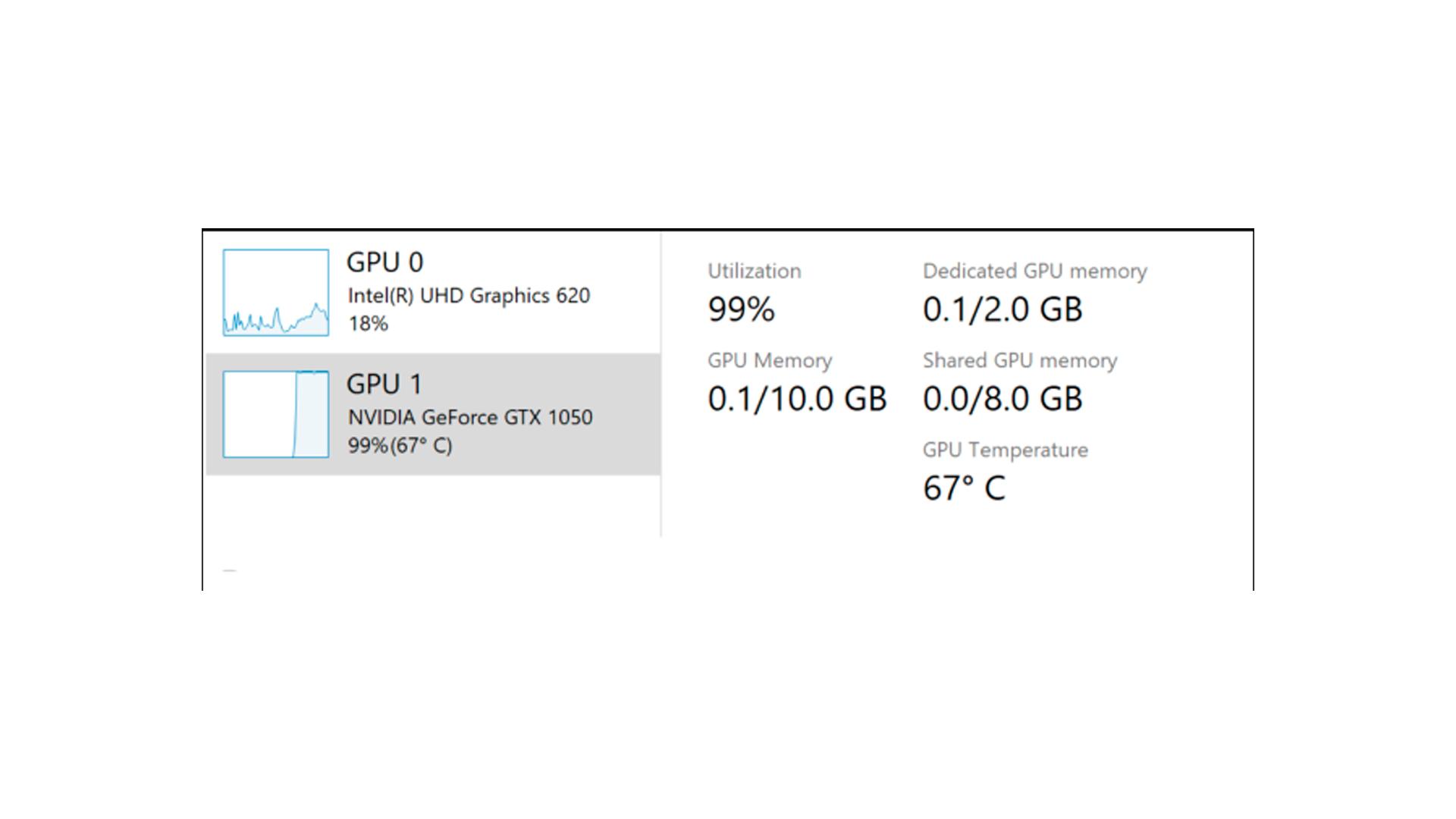 A temperatura pode ser consultada de forma fácil (Foto: Reprodução/Microsoft)
