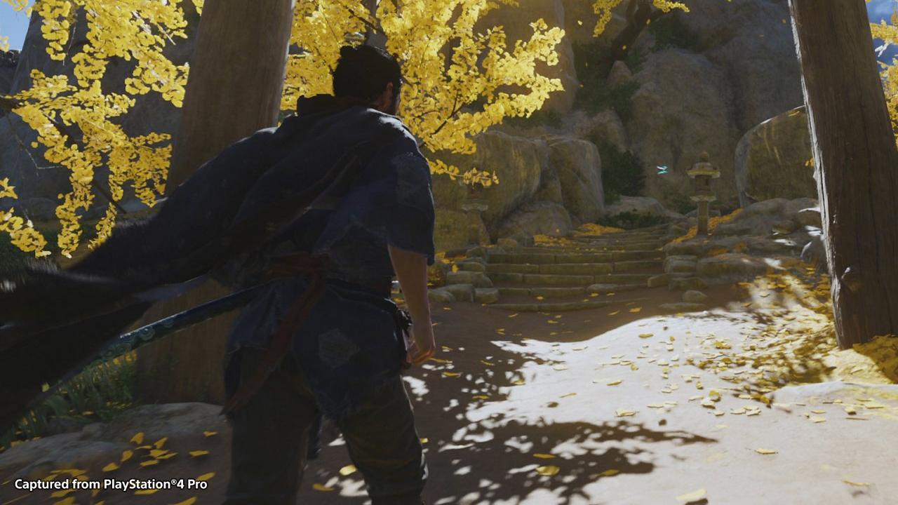Ghost of Tsushima está entre os jogos com melhores gráficos para PS4 (Foto: Sucker Punch)