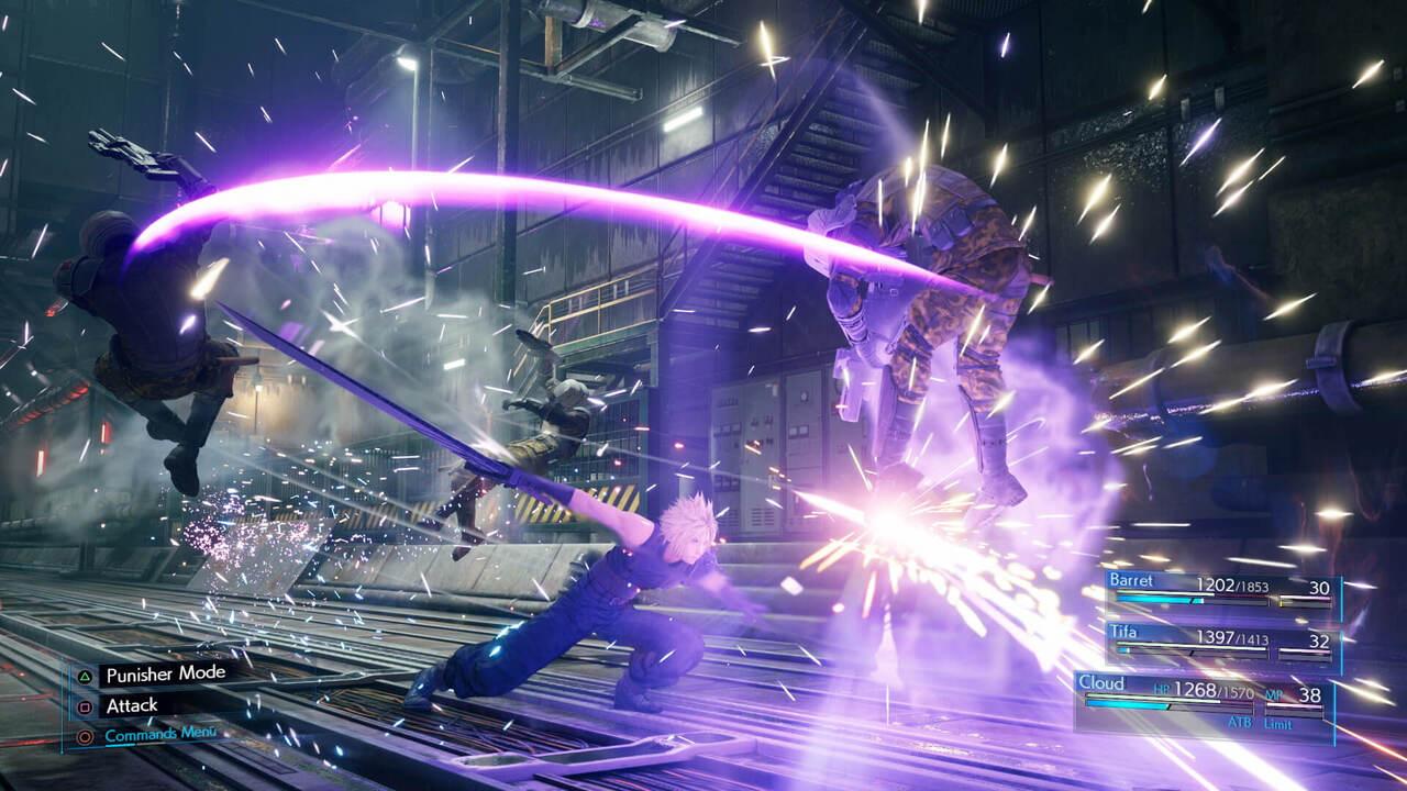 O remake de Final Fantasy VII conseguiu captar a essência do jogo original e entrega-la em um game com belos gráficos (Foto: Square Enix)