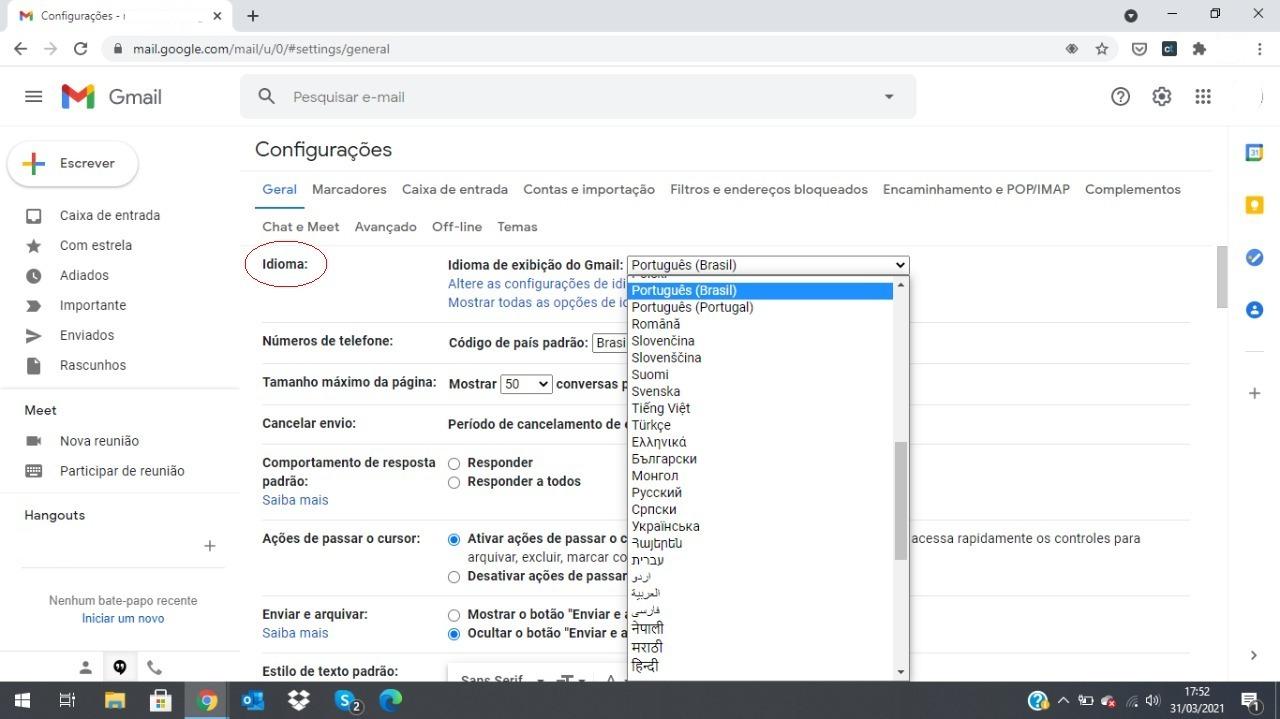 como-colocar-o-Gmail-em-português-2