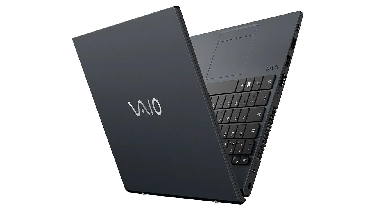 O Vaio FE14 é um notebook leve e compacto (Foto: Divulgação/Vaio)