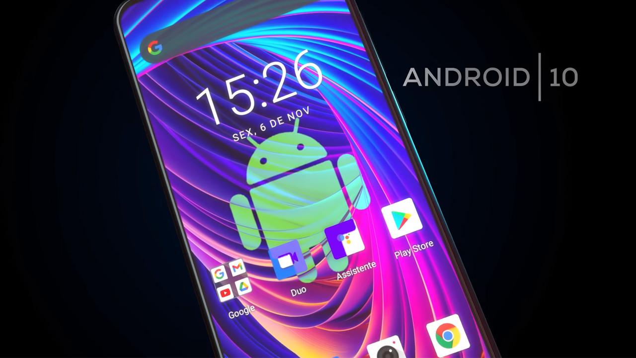 Os dois celulares já chegam com Android 10 de fábrica. (Foto: Divulgação/Philco)