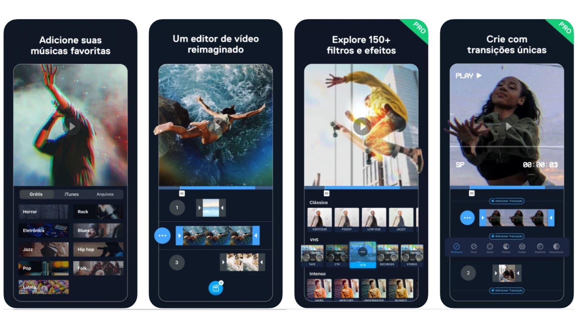 Como editar vídeos no celular? Use o Filmr (Foto: Arte / Zoom)