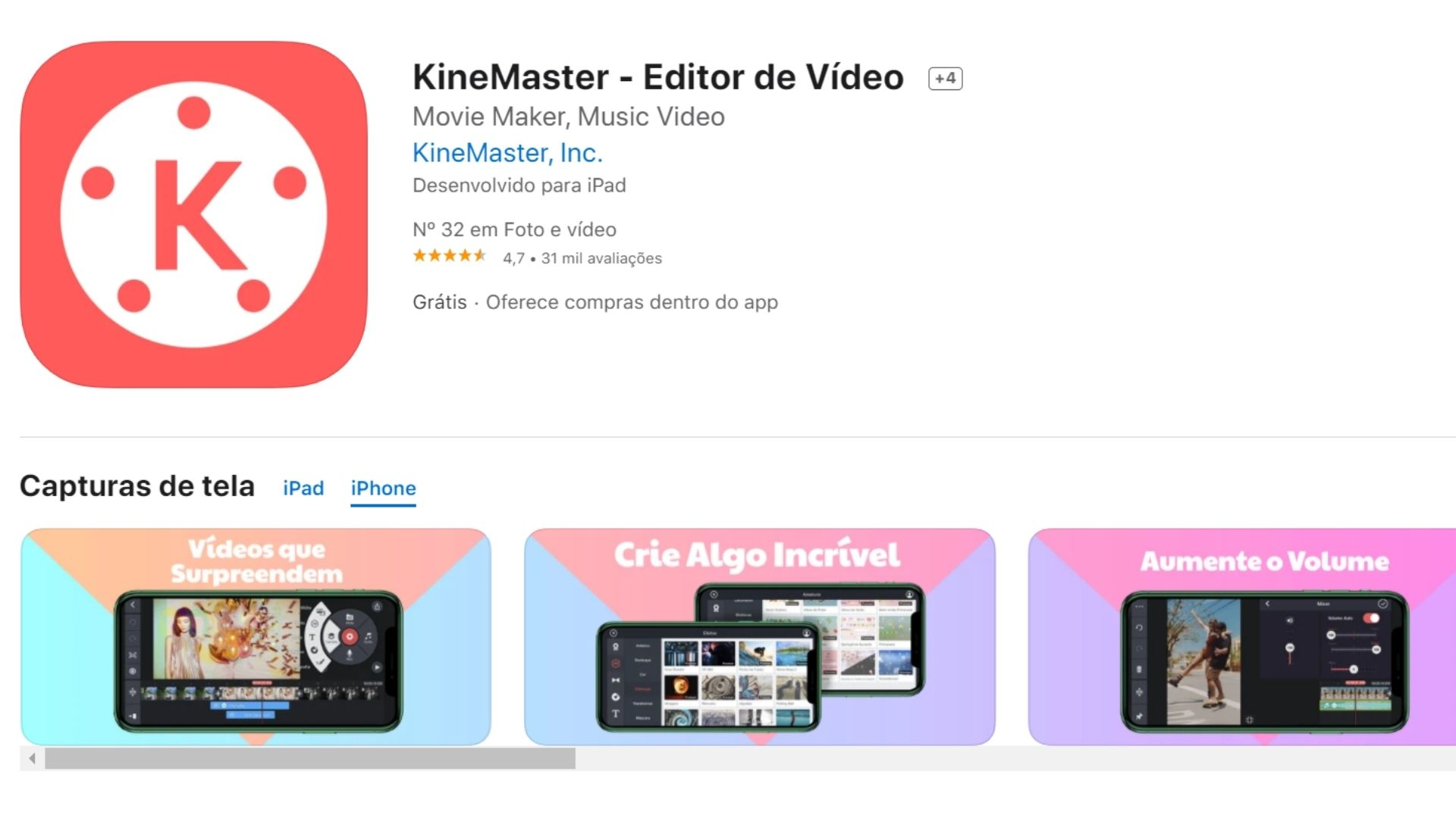 Como editar vídeos no celular? Use o KineMaster (Foto: Arte / Zoom)