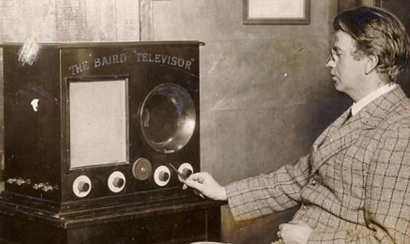 The Baird Televisor (Foto: Reprodução/Royal Television Society)