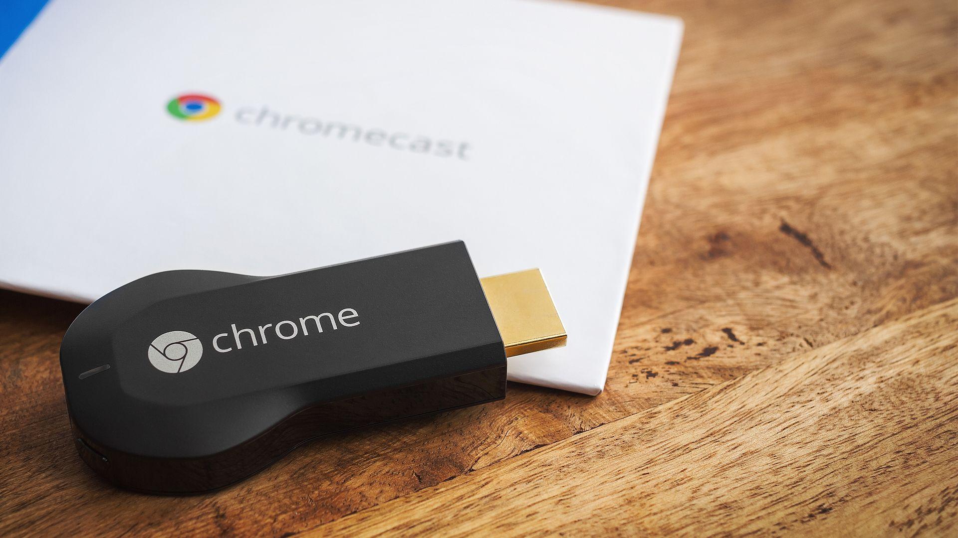 O primeiro Chromecast parecia um pendrive (Foto: Shutterstock)