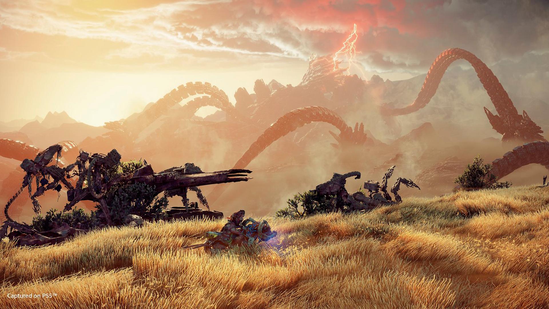 Horizon: Forbidden West é a continuação da aclamada série (Foto: Reprodução/Sony)