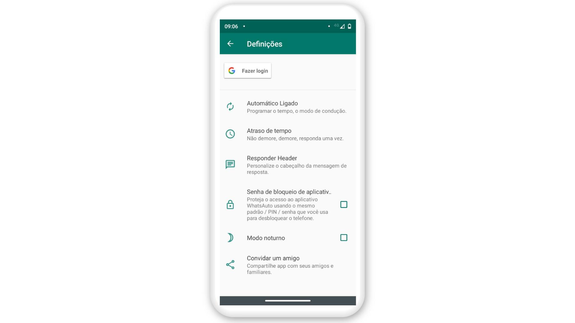 Escolha quando enviar a mensagem automática no WhatsApp (Foto: Arte / Zoom)