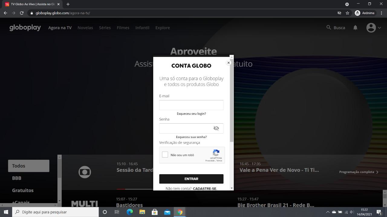 assistir_globo_online