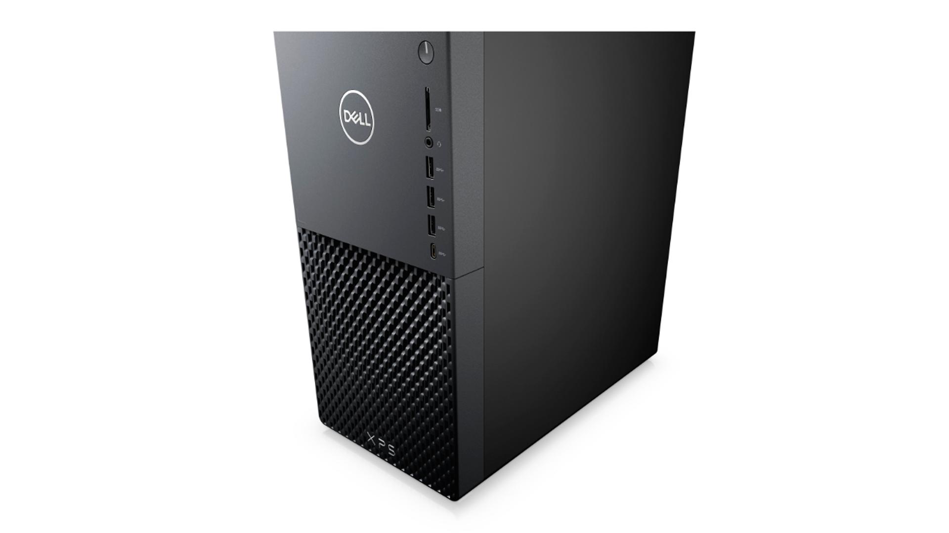 O Dell XPS-8940 é um PC gamer completo disponível em duas versões (Foto: Divulgação/Dell)