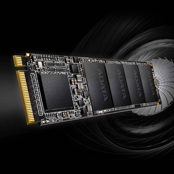 Modelo mais econômico de SSD NVMe da Adata (Fonte: Adata/Divulgação)