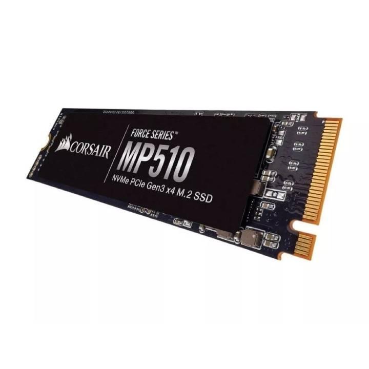 Outra alternativa de SSD NVMe econômica, esse modelo apresenta um pouco mais de velocidade (Fonte: Divulgação/Corsair)