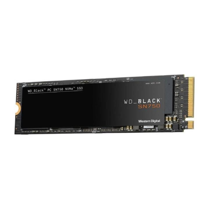 O SSD da WD Black é o mais robusto da lista, mas ainda há opções mais velozes! (Fonte: Divulgação/WD Black)