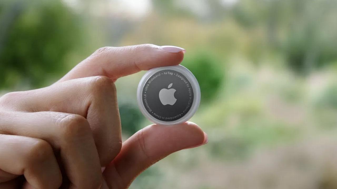 Airtags da Apple (Foto: Divulgação/Apple)