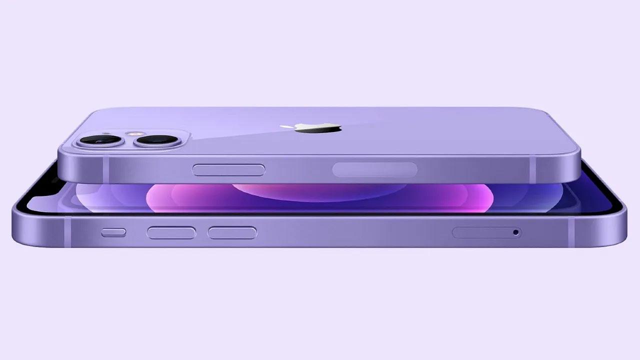 Nova cor do iPhone 12. (Foto: Divulgação/Apple)