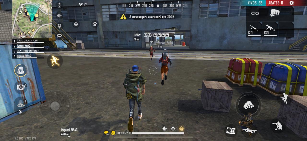Free Fire: dicas e truques também podem ajudar nas partidas em duo ou squad (Foto: Reprodução)