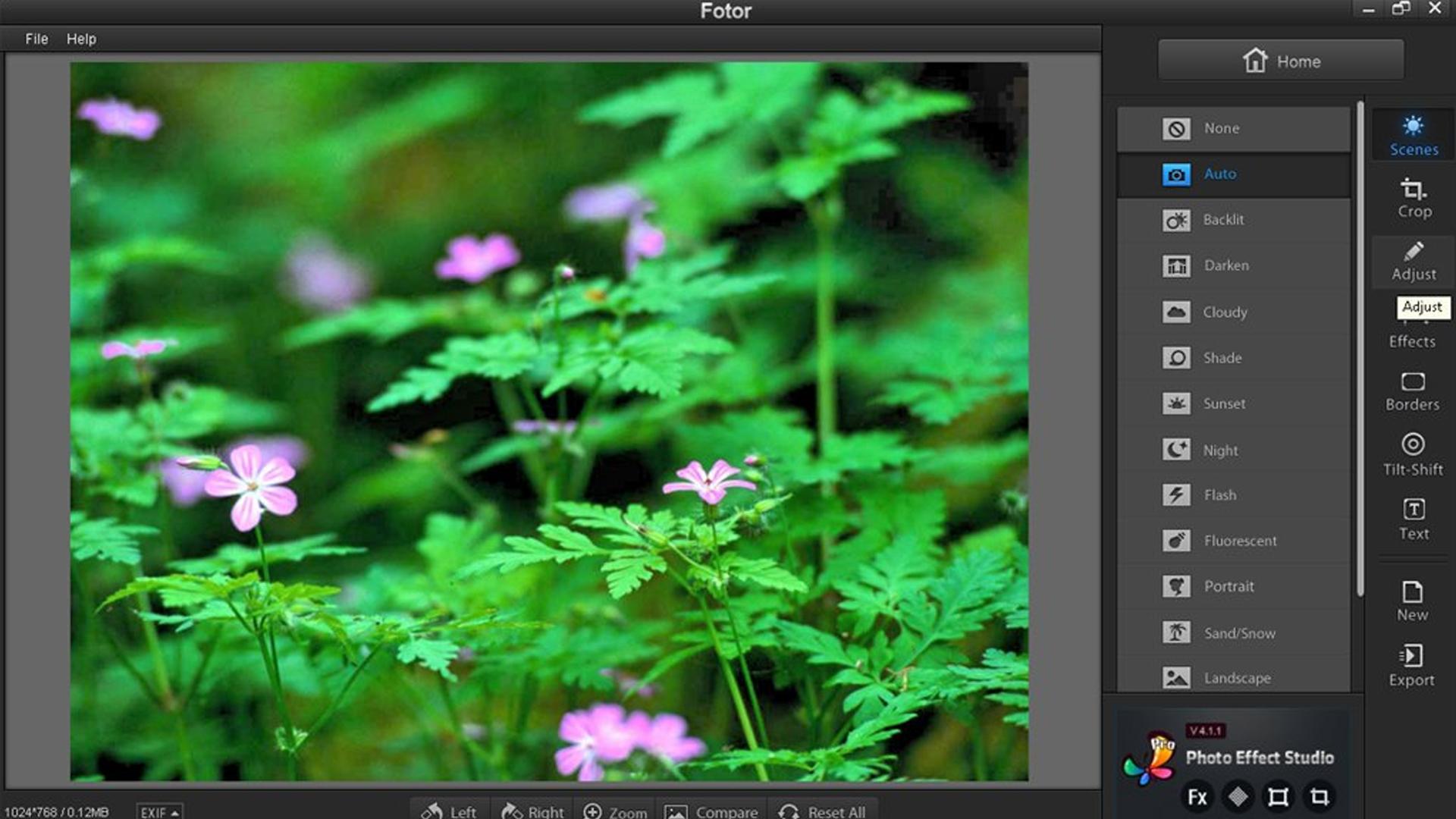 Com o foto é possível melhorar qualidade da foto de maneira gratuita e online. (Fonte: Fotor / Reprodução)
