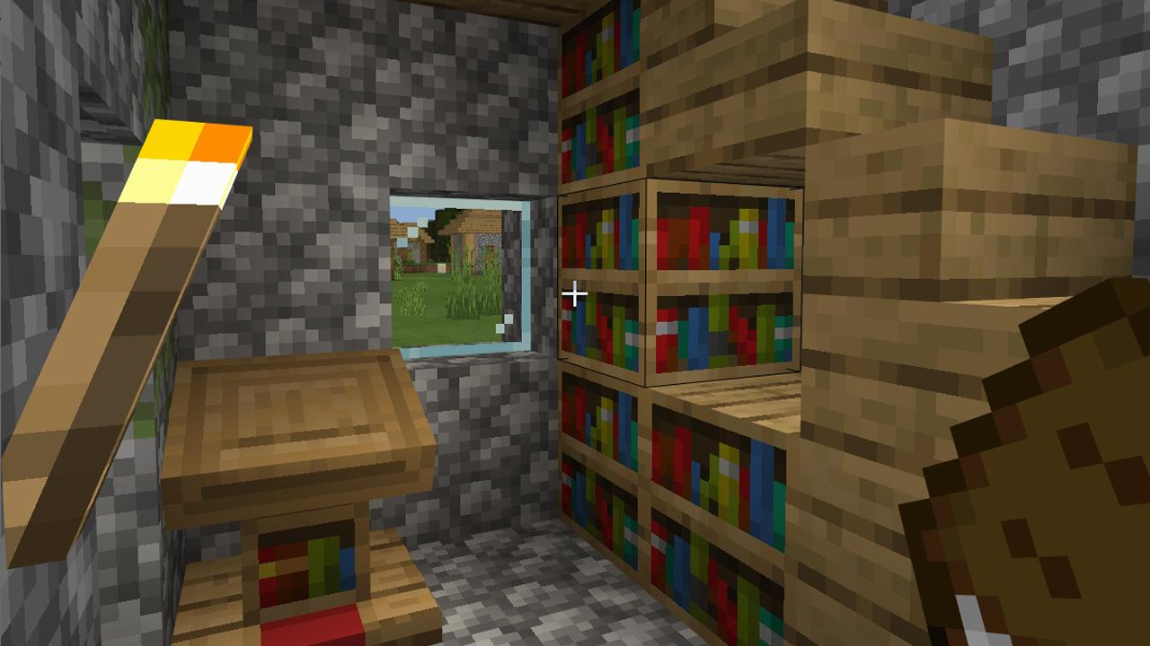 Confira como fazer livro no Minecraft e utilizá-lo para mecânicas como encantamento no jogo (Reprodução: Redação Zoom)