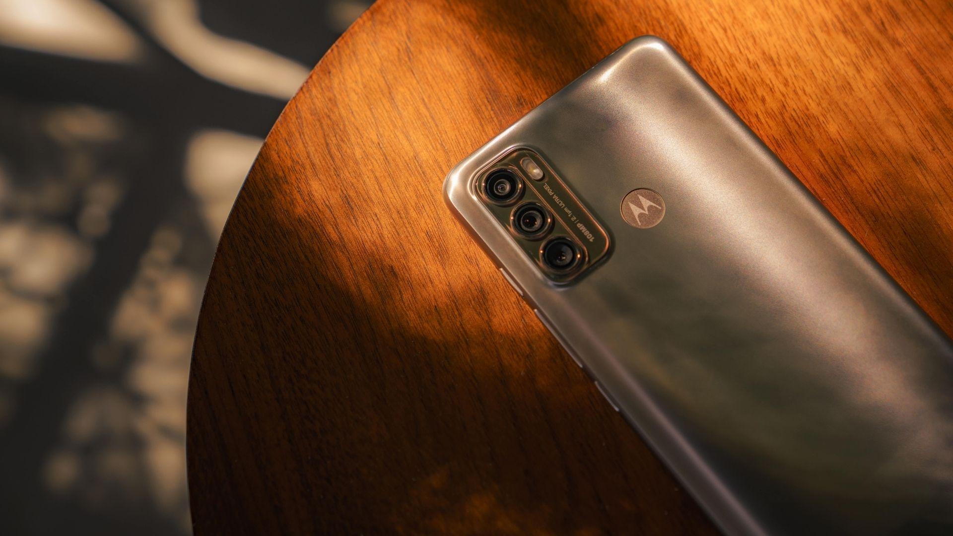 Moto G60 é o novo intermediário da Motorola com lançamento no Brasil (Foto: Divulgação/Motorola)