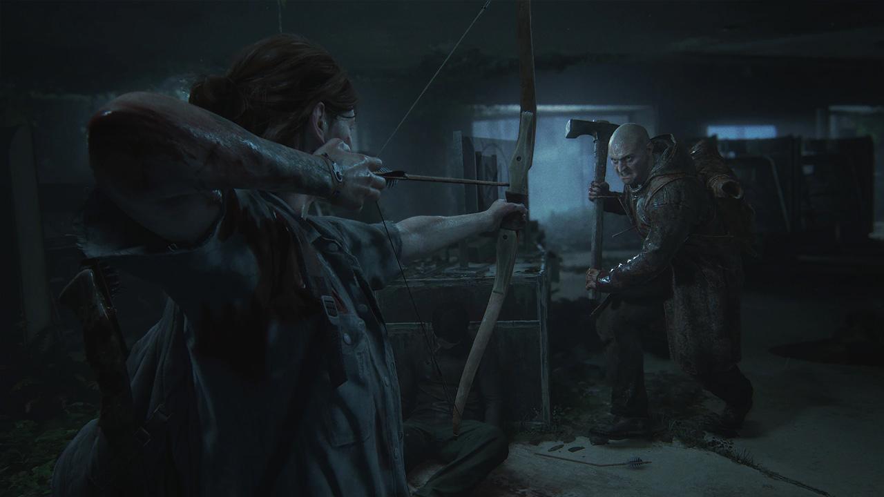 The Last of Us Part 2 explorou seus temas com uma dose de violência extrema no PlayStation 4 (Reprodução: PlayStation Store)