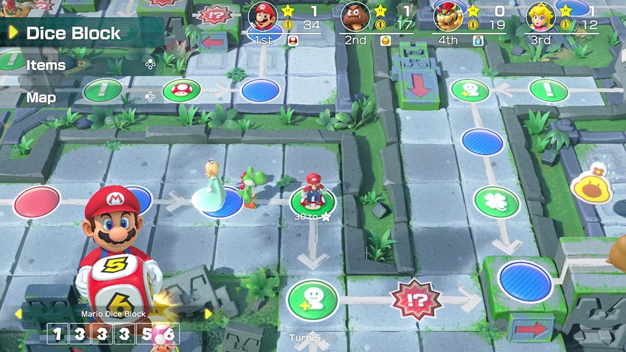 Super Mario Party ganha inesperado modo online no Nintendo Switch em atualização gratuita (Reprodução: Nintendo)