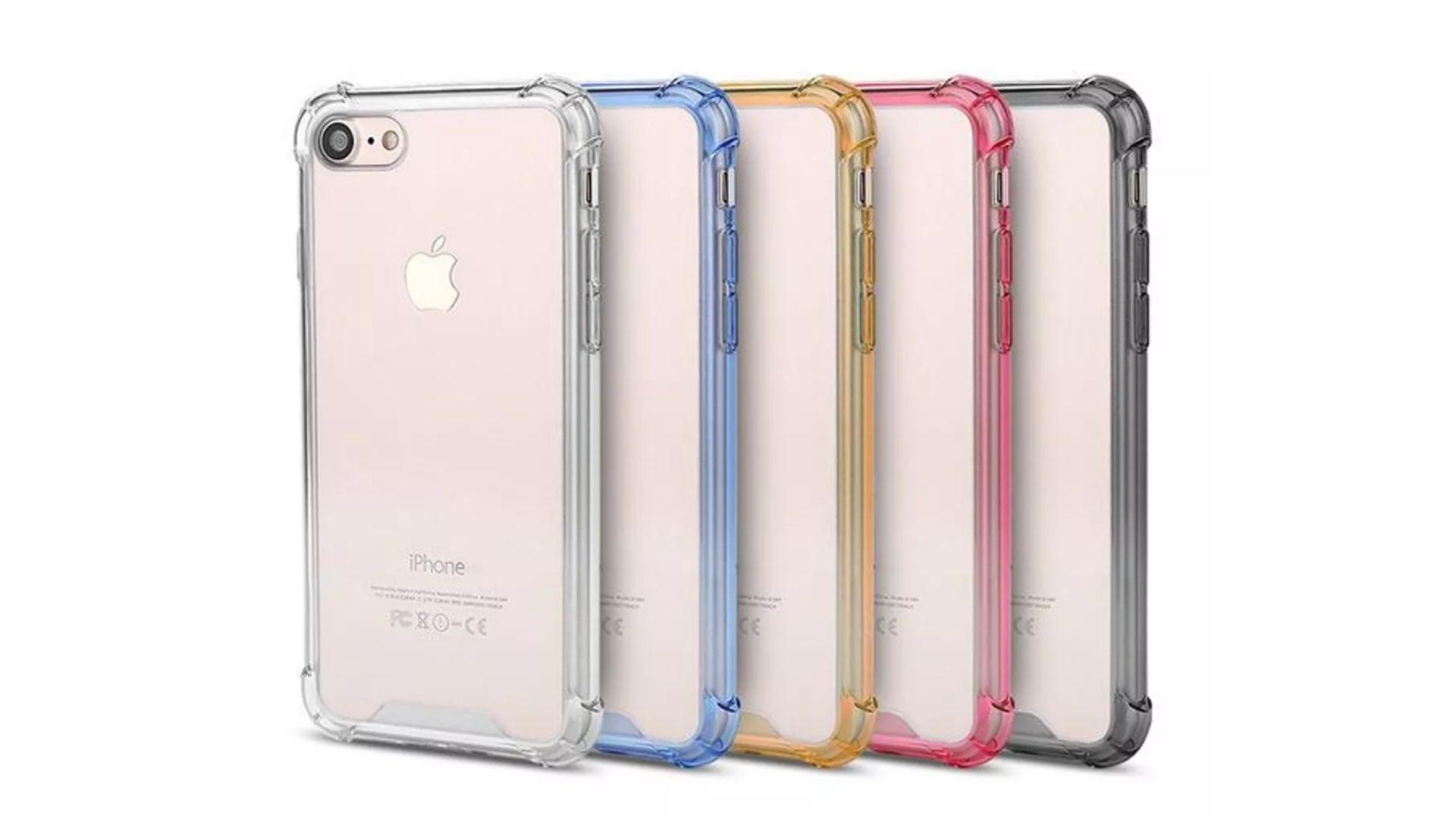 Capinha para celular de acrílico afeta pouco o design, mas é menos resistente (Foto: Divulgação)