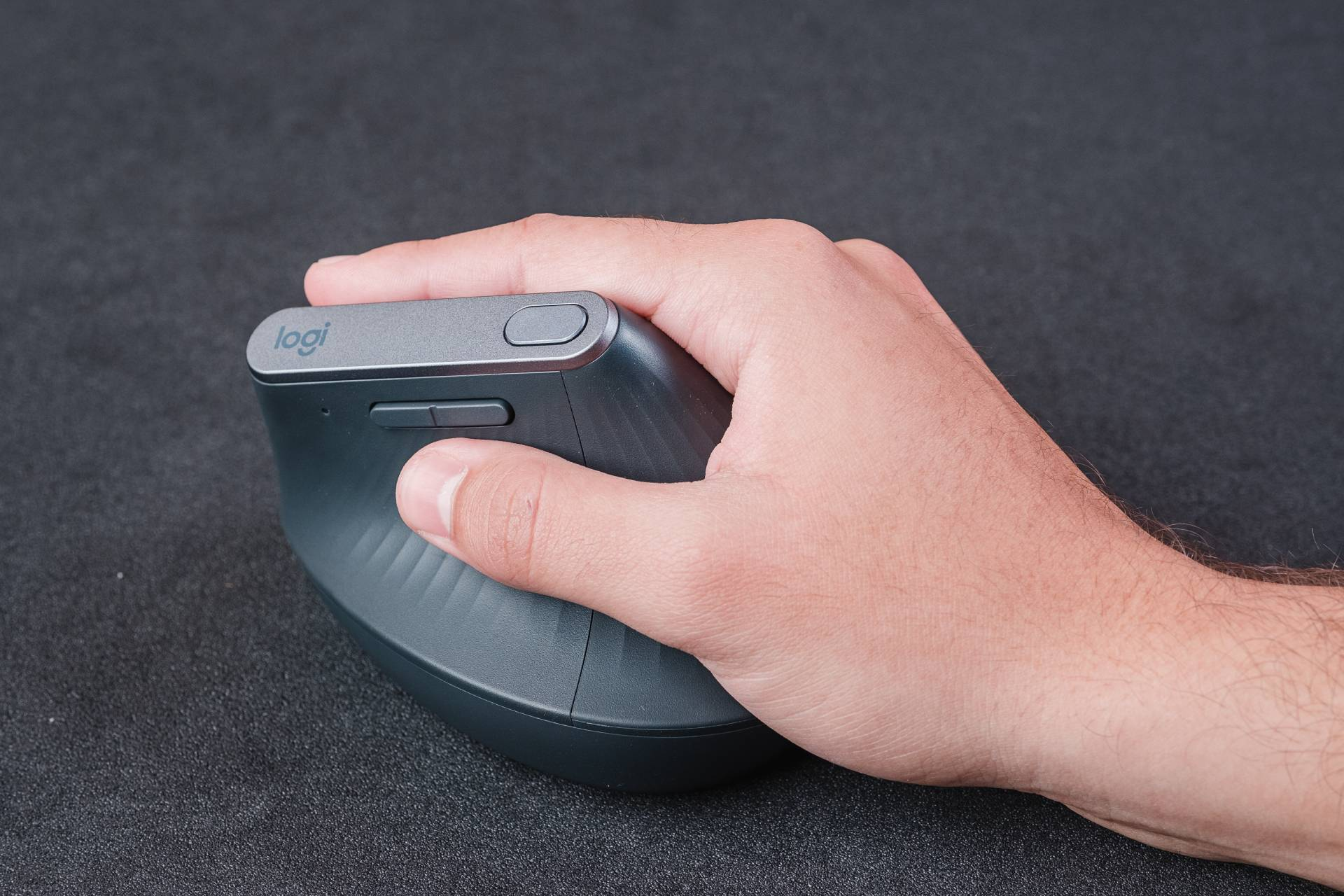 Apesar de um início estranho, em pouco tempo a pegada do mouse se torna natural (Foto: Zoom)