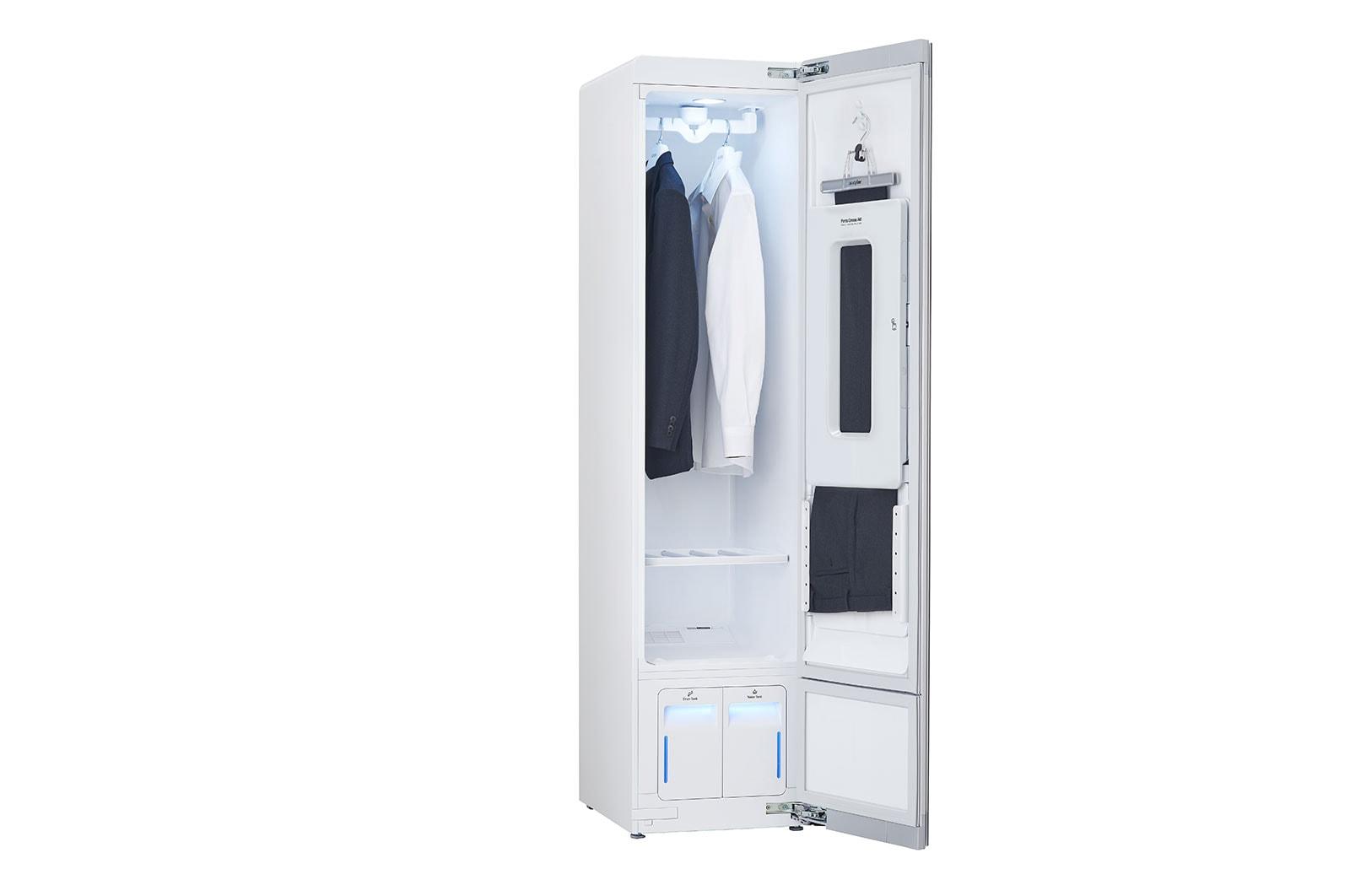Conheça o LG Styler e saiba tudo sobre o armário robotizado da LG! (Imagem: Divulgação/LG)