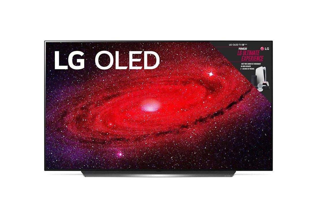 Conheça a Smart TV LG ThinQ AI OLED CX e saiba se vale a pena a sua compra! (Imagem: Divulgação/LG)