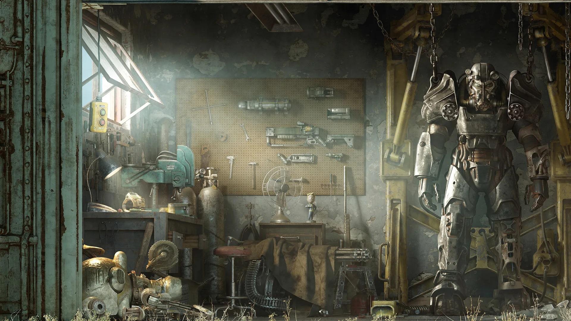 Legenda: Fallout 4 é jogo single player que todo fã de RPG precisa jogar (Foto: Divulgação/Bethesda)