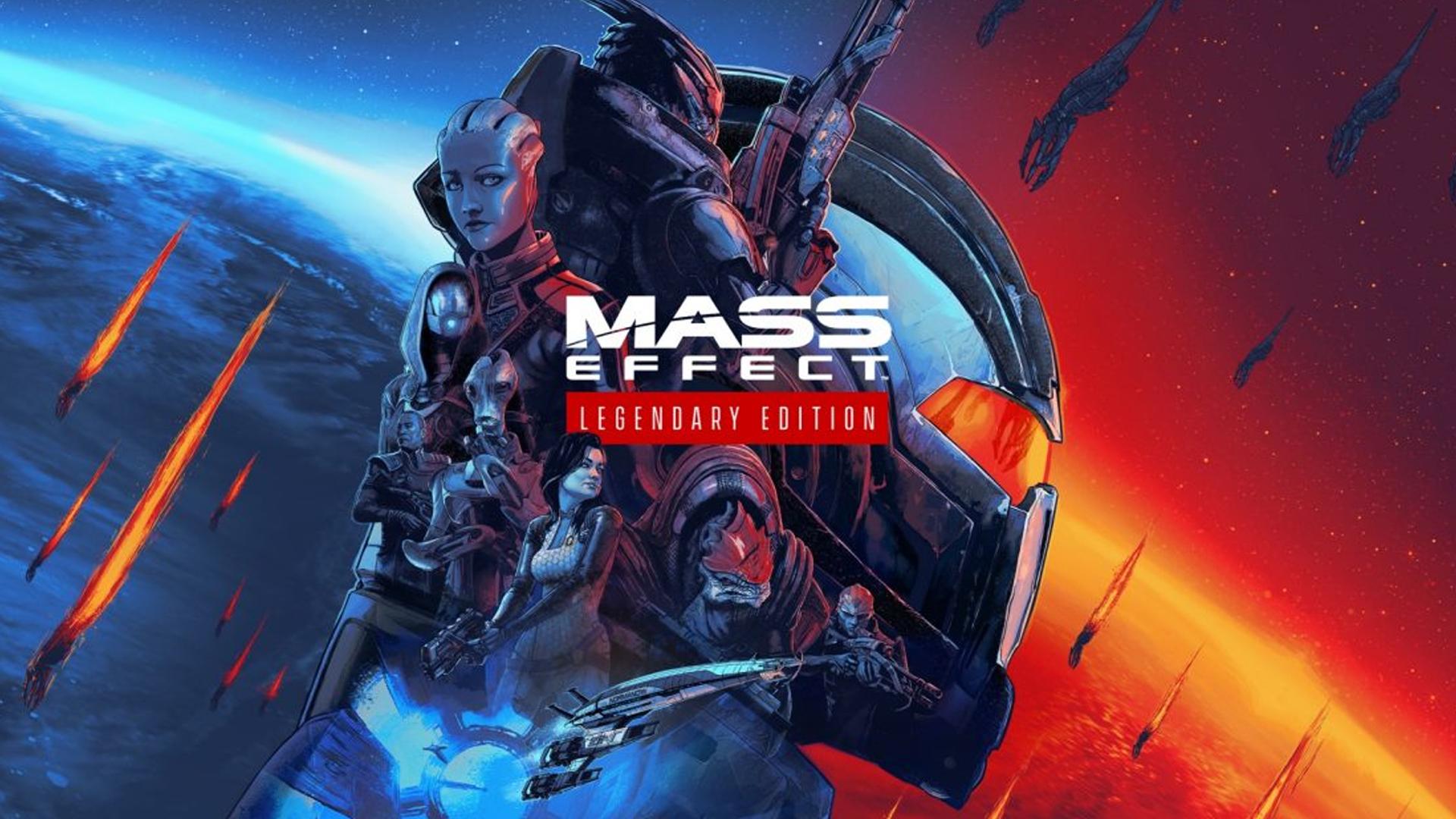 Mass Effect é um dos lançamentos em maio de 2021 (Fonte: Divulgação)