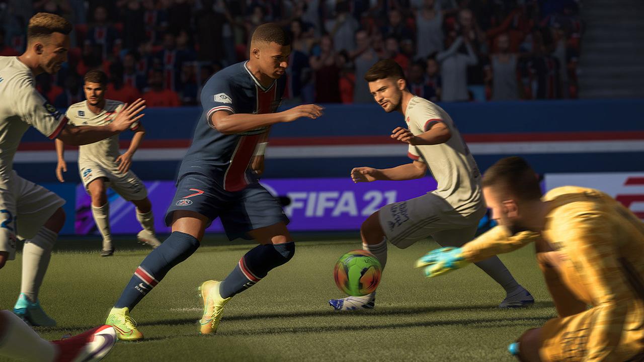 Para assinantes do Xbox Game Pass Ultimate com EA Play estará disponível também o jogo de futebol Fifa 21 (Fonte: Divulgação/Electronic Arts)