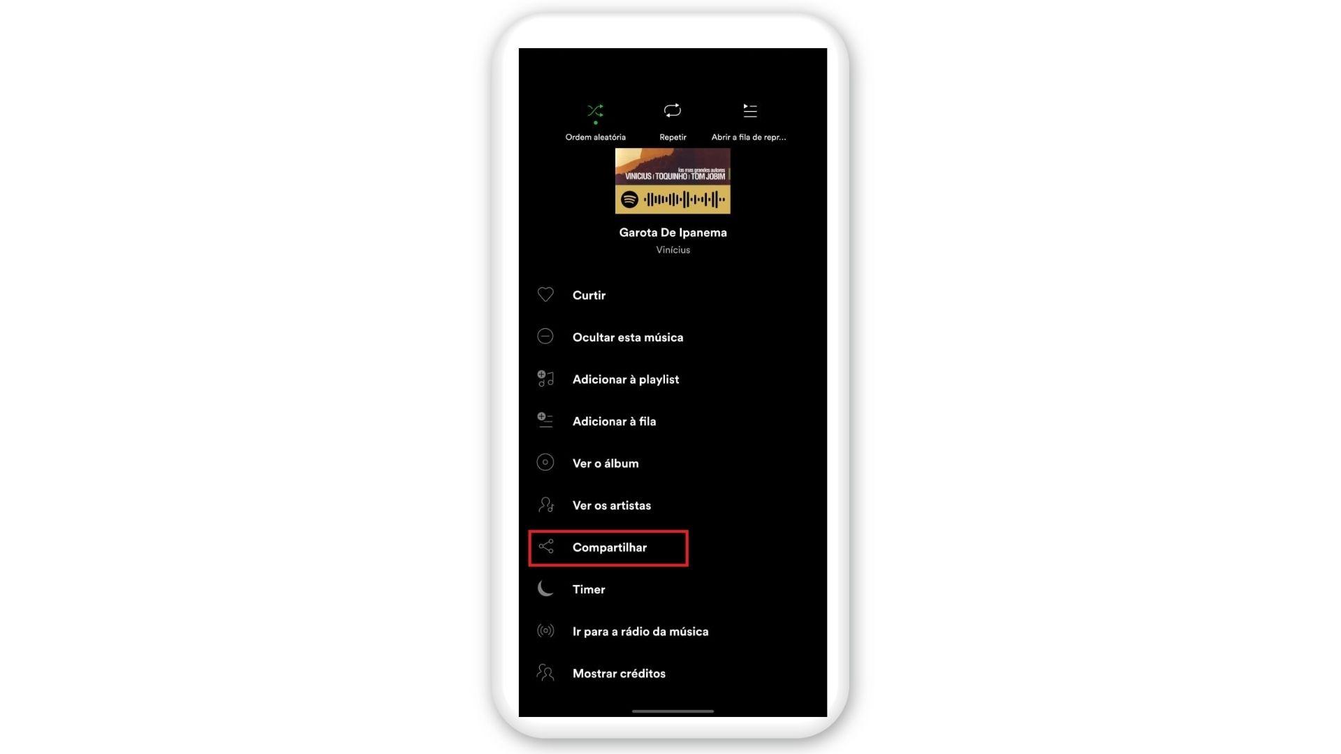 Saber as etapas de como colocar música pelo stories e compartilhar dentro do Spotify também é simples e rápido! (Foto: Arte /Zoom)
