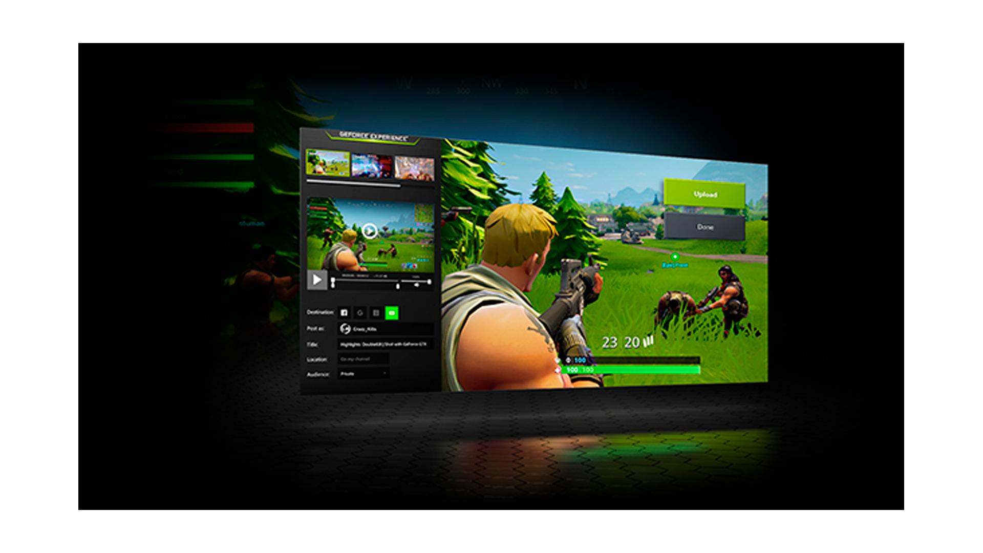 Diversos jogos possuem suporte ao overclock no GeForce Experience (Foto: Divulgação/NVIDIA)