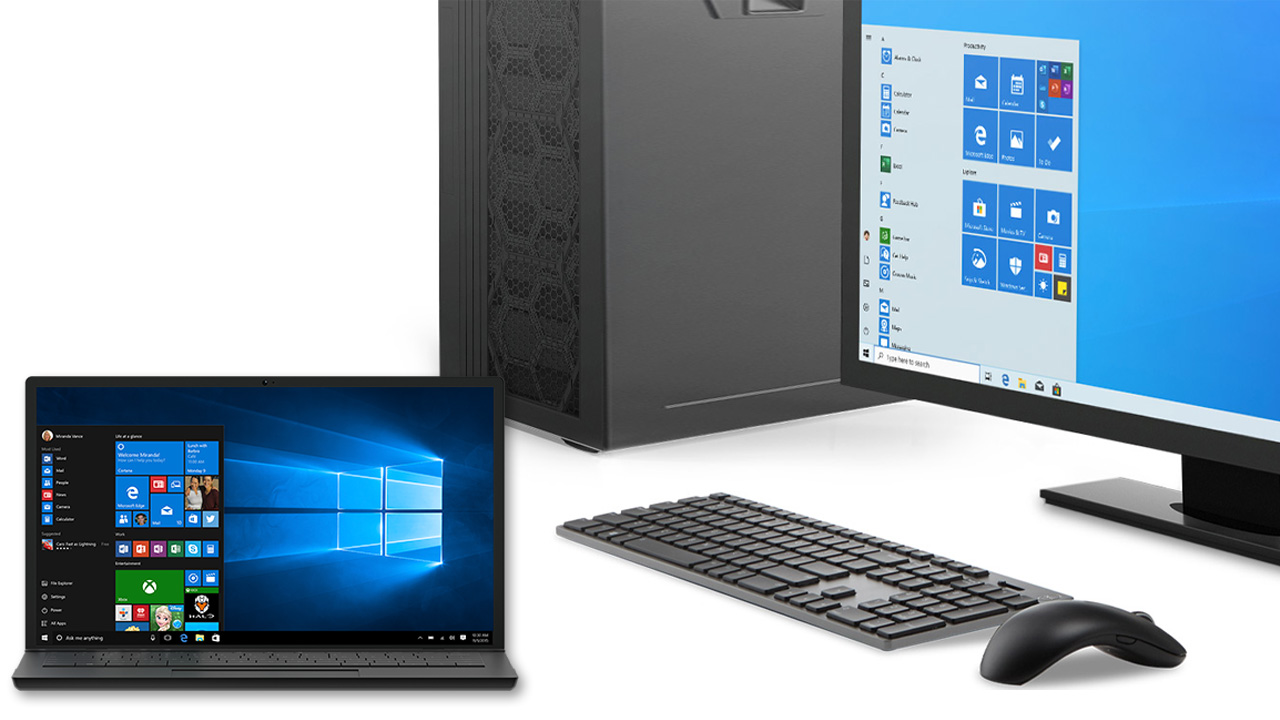 Confira algumas das nossas dicas sobre como deixar o Windows 10 mais rápido em seu computador desktop ou notebook (Reprodução: Microsoft)