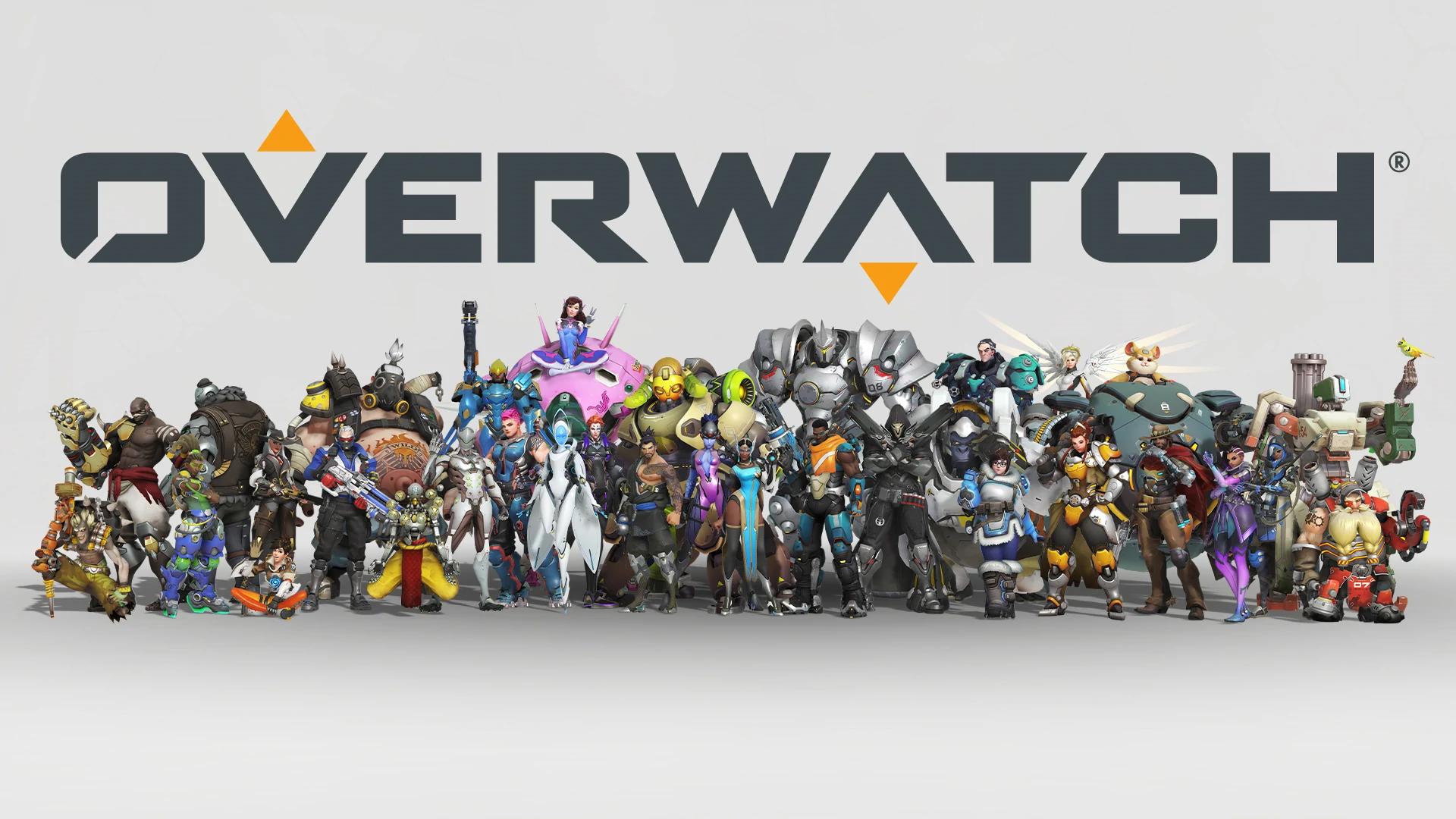 Overwatch tem mais de 30 personagens bem diferentes para jogar (Foto: Divulgação/Blizzard Entertainment)