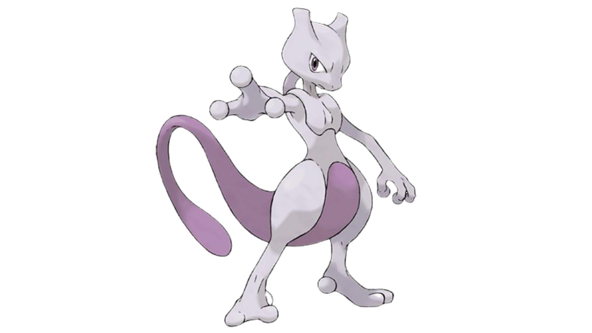 Mewtwo é um dos Pokémon mais poderosos da história (Foto: Divulgação/Pokémon)