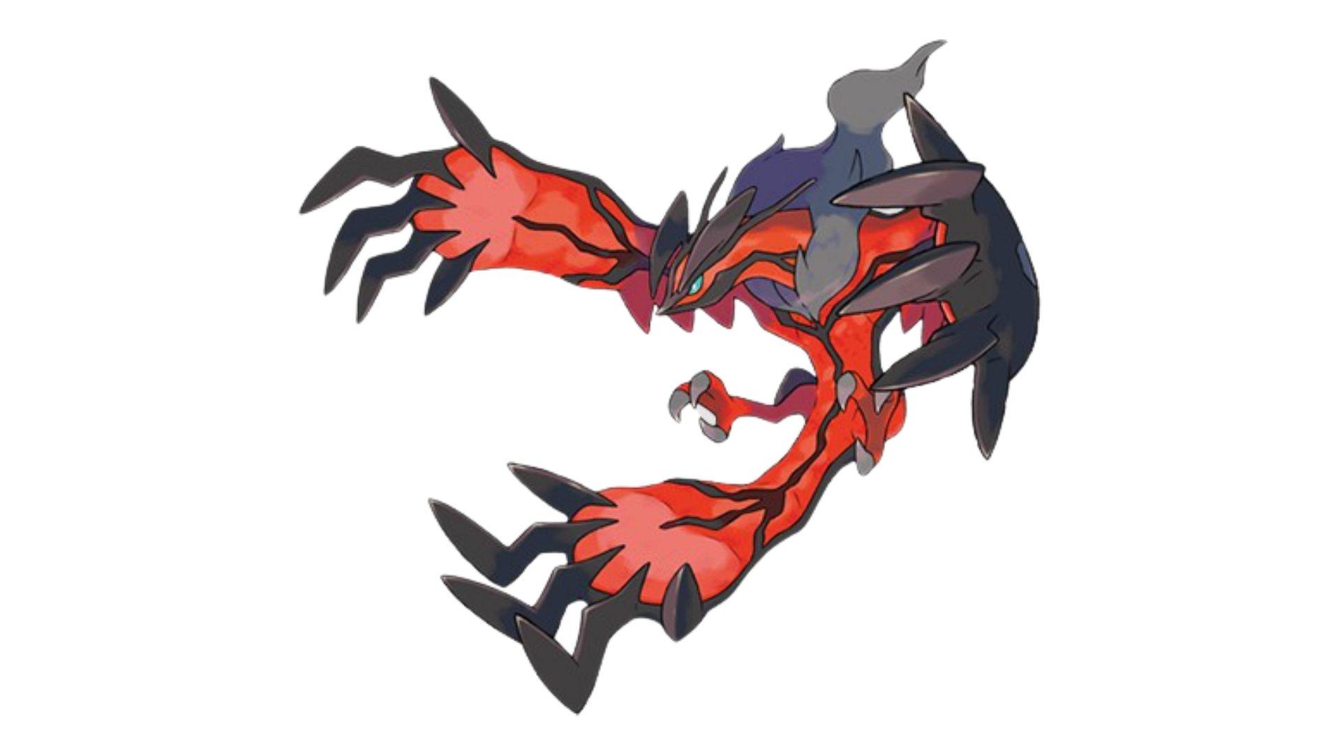 Yveltal está entre os pokémons mais fortes da sexta geração (Foto: Divulgação/Pokémon)