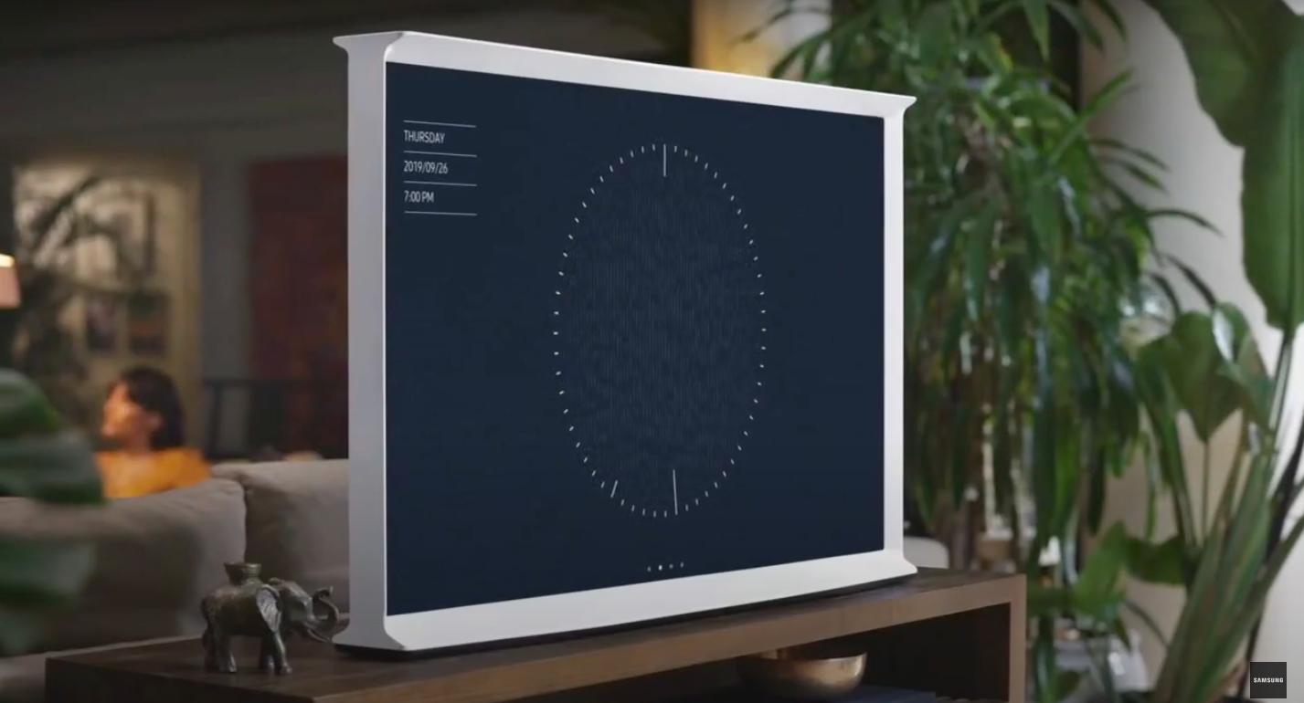 Conheça mais sobre as novidades da TV The Serif da Samsung (Imagem: Divulgação/Samsung)