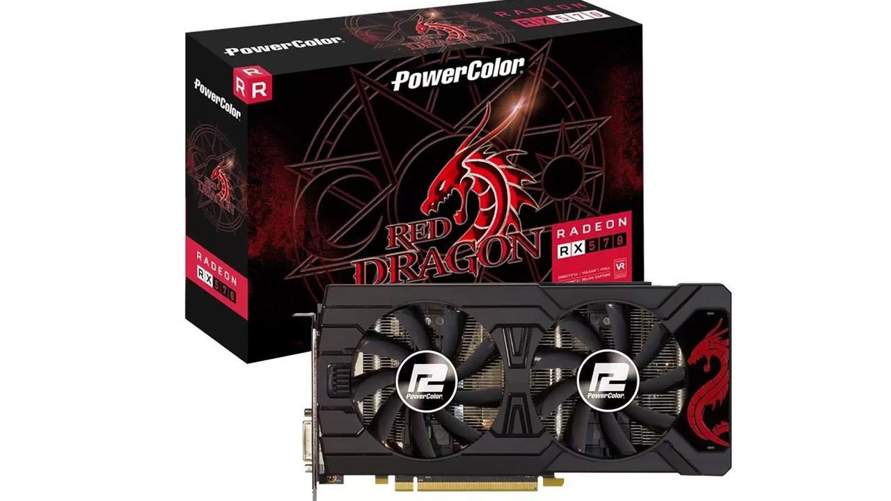 A AMD Radeon RX 570 é uma boa placa de vídeo para usuários que querem uma boa performance gamer (Foto: Divulgação)