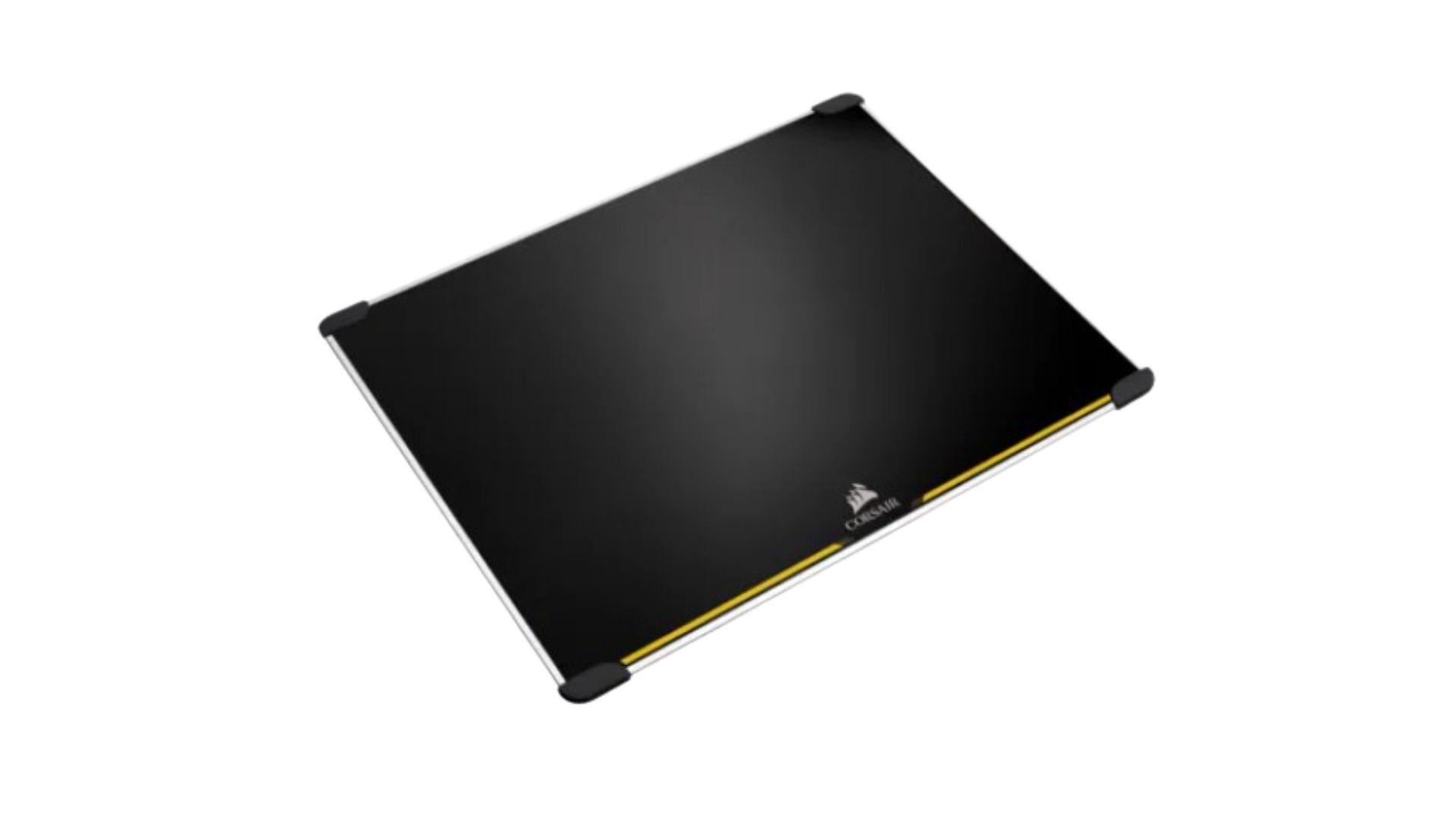 Corsair MM600 é um mouse pad gamer com estrutura rígida e durável (Foto: Divulgação/Corsair)