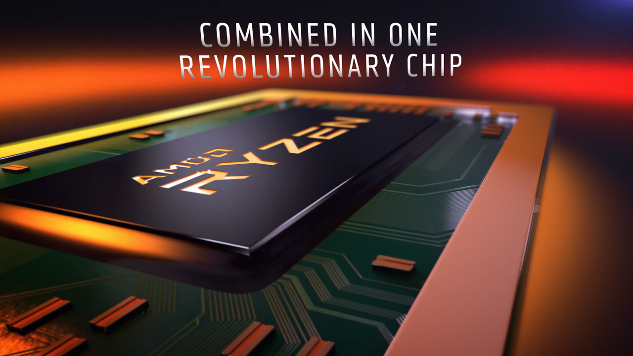 Vários processadores da AMD, como o Ryzen Pro, Ryzen 3 e Ryzen 5 usam a tecnologia AMD Radeon RX Vegas 8 Graphics (Reprodução: AMD)