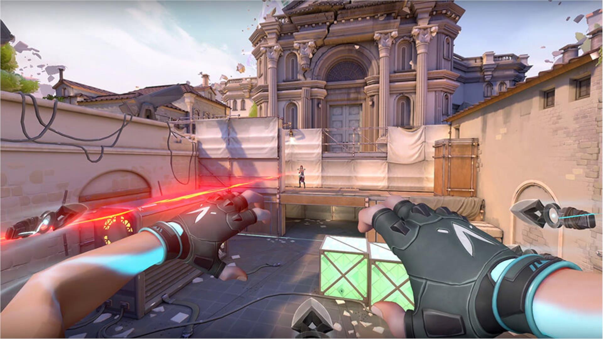 Valorant é o jogo de tiro em primeira pessoa competitivo da Riot Games (Foto: Divulgação/Riot Games)