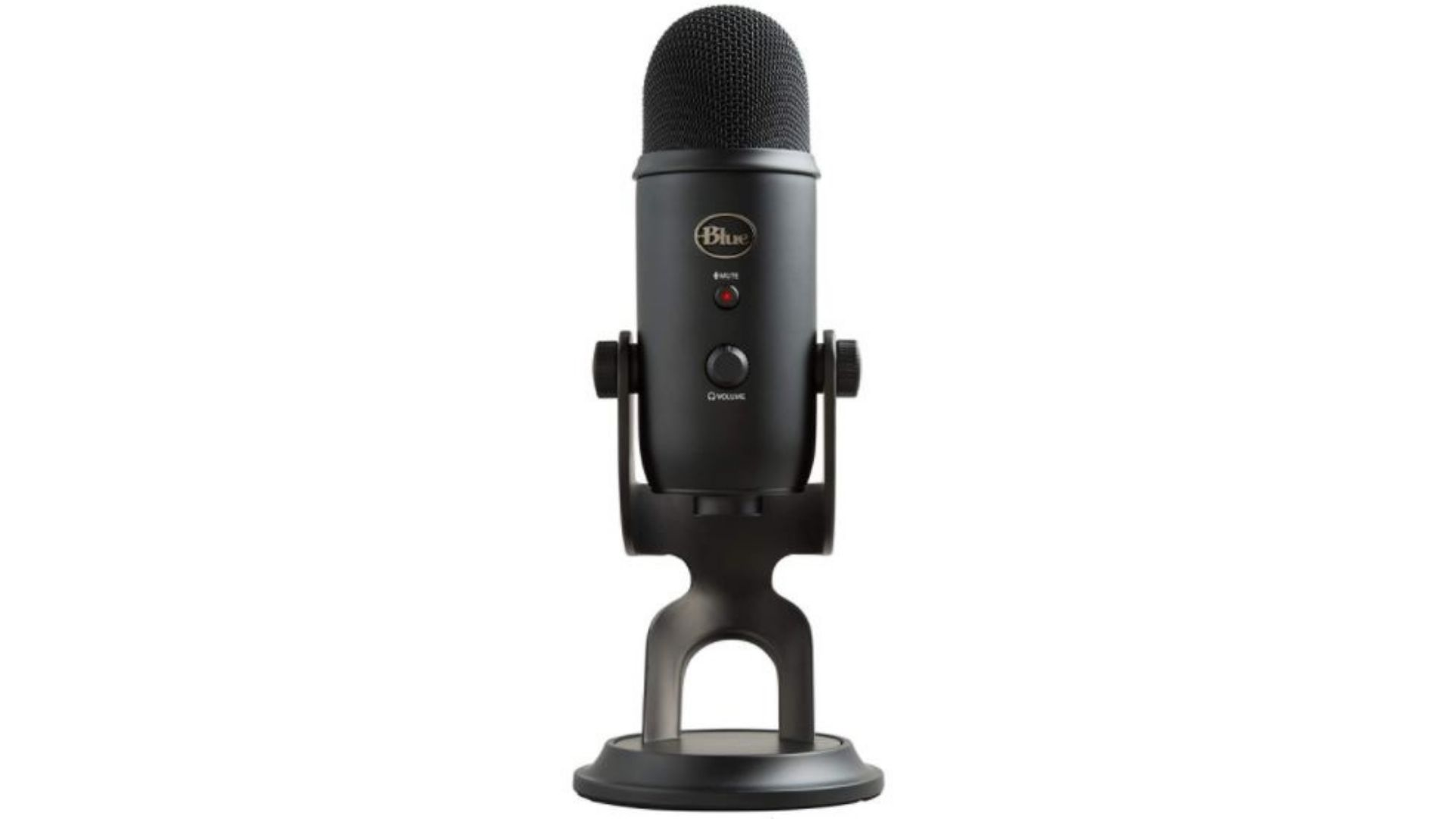 Blue Yeti permite a seleção de quatro modos de gravação, Cardio, Omnidirecional, Bidirecional e Stereo. (Divulgação/ Blue)