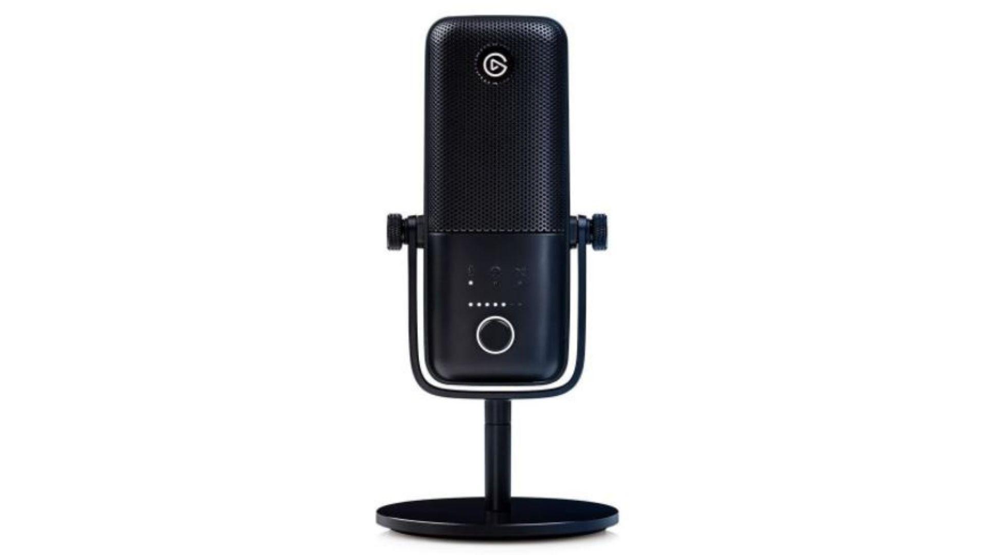 Elgato Wave 3 tem tecnologias para evitar distorções, deixando o áudio mais limpo. (Divulgação/ Elgato)
