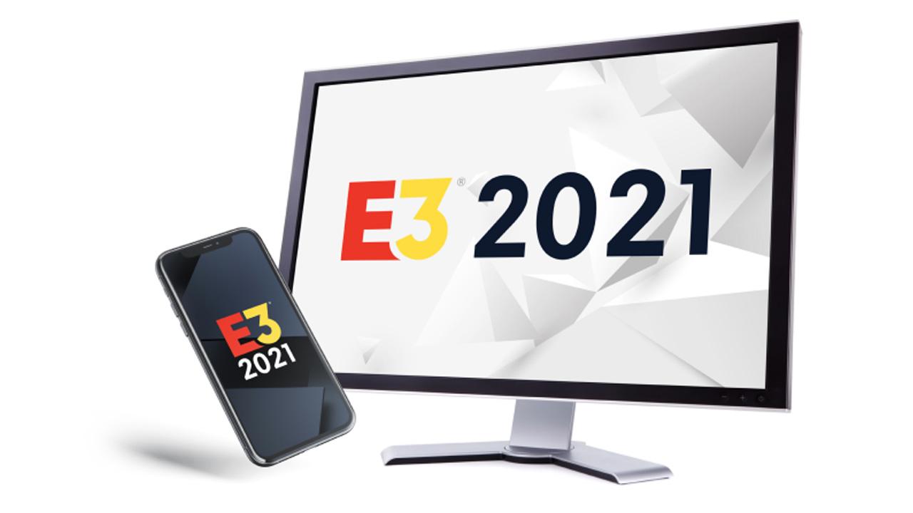 A grande feira de jogos E3 2021 será em formato digital esse ano e já conta com várias empresas confirmadas (Reprodução: E3)